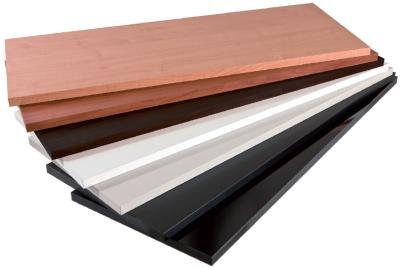Mensole legno for Element system mensole